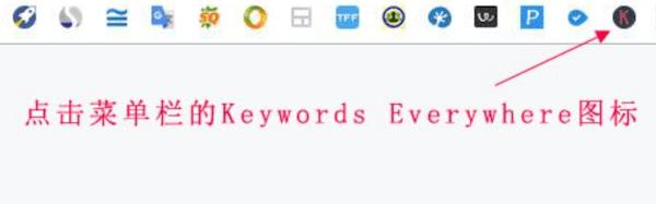 Keywords Everywhere图标